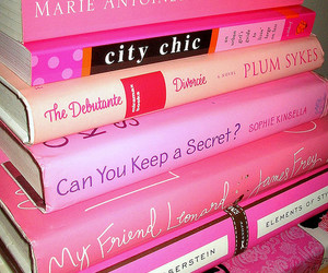 books, girly, and love image