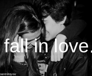 love, fall in love, and boy image