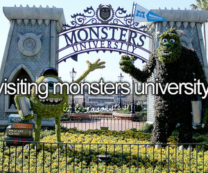 disney, monsters university, and little reasons to smile image