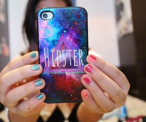 hipster, case, and cool image