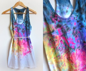 dress and colorful image