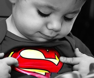 superman and baby image
