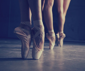 ballet, dance, and vintage image