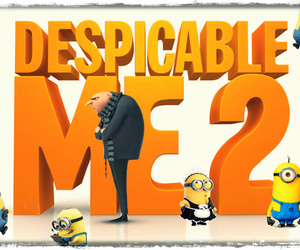 minions and despicable me 2 image