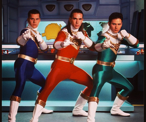 power rangers, kimberly, and pink ranger image