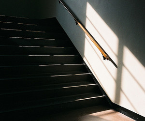 stairs and vintage image