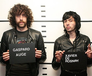 gaspard, justice, and jacket image