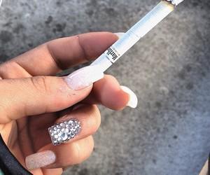 diamonds, fashion, and malboro image