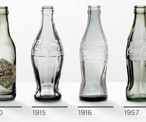 bottles, coca cola, and date image