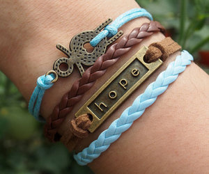 bracelet and hope image