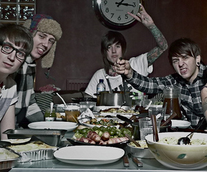 bmth, Tom Sykes, and bring me the horizon image