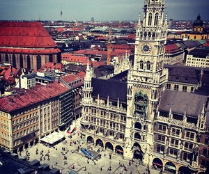 germany and travel image