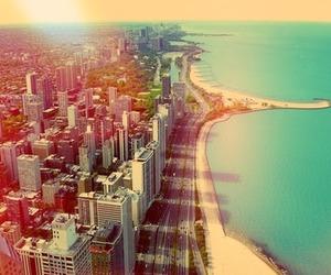 Miami, beach, and city image