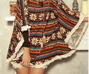 aztec, cardigan, and fashion image