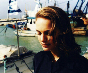 natalie portman and boat image