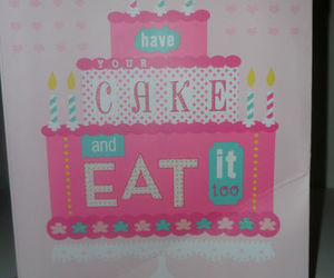 birthday, birthday cake, and cupcakes image