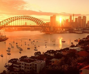 australia, Sydney, and city image