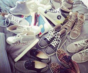 shoes, fashion, and sneakers image