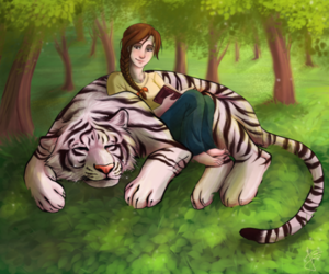 couples, ren, and tiger's curse image