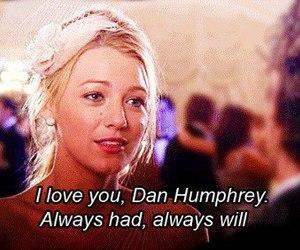 gossip girl, love, and dan humphrey image