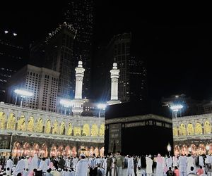 islam, saudi arabia, and kaaba image