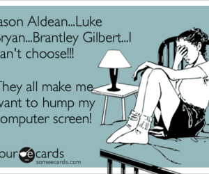 country, ecards, and funny image