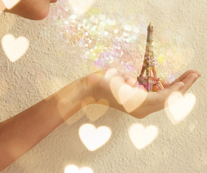 paris, hearts, and heart image