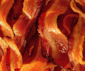 bacon and food image