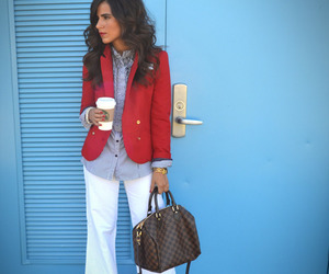 chic, fashion, and woman image