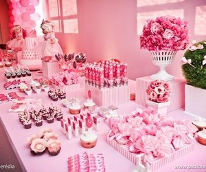 berries, cake, and cake pops image