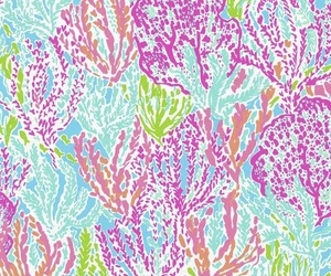 wallpaper, lilly pulitzer, and pattern image