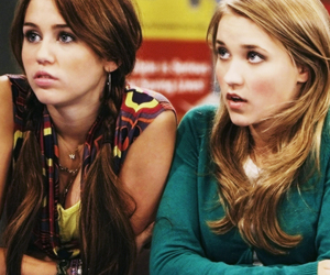 miley cyrus and hannah montana image