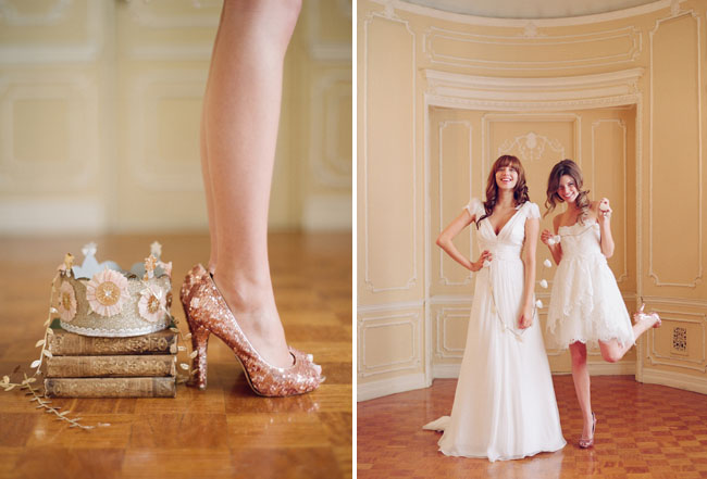 Whimsical Wedding Dresses By Ivy Aster