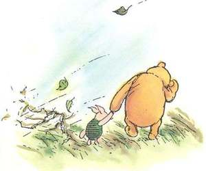 cute, bear, and pooh image