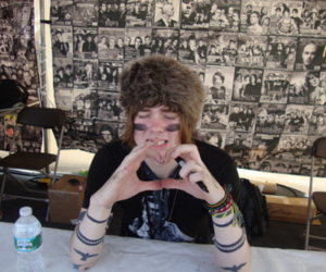 chris drew, christofer drew, and nevershoutnever image