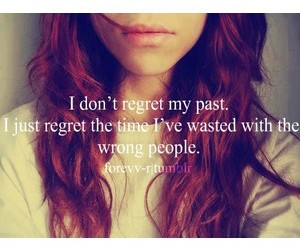 past, quote, and people image