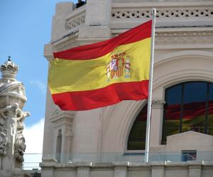 flag and spain image