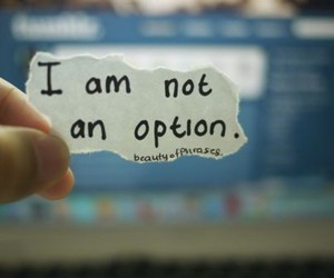 love, quote, and option image