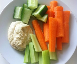 breakfast, celery, and colours image