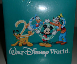 disney, disney world, and donald duck image