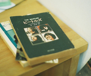 book and the beatles image