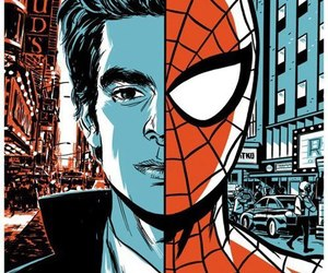 spiderman, spider man, and andrew garfield image