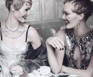 flapper, vintage, and Sasha Pivovarova image