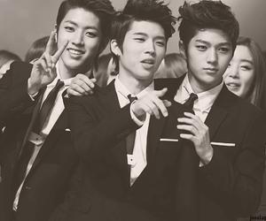 infinite, sungyeol, and myungsoo image