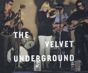 the velvet underground, lou reed, and band image