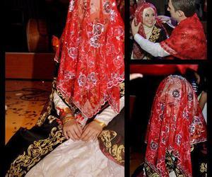albanian, bride, and islam image