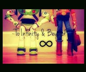 infinity and woody image