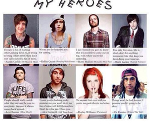 all time low, hayley williams, and hero image