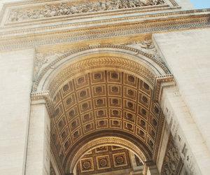 architecture, paris, and france image