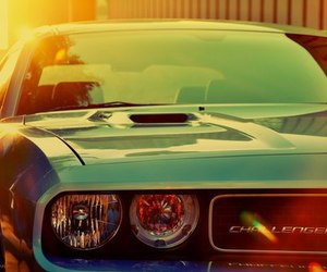 car, dodge, and photography image